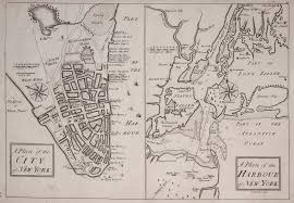 Map Of Little Italy Nyc by Some Credit For Henry Hudson Found In A 280 Year Old Map The