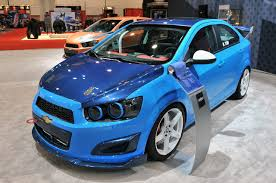Excepcional SEMA 2011: Chevrolet Sonic Customs and Concepts Photo Gallery  #SH25