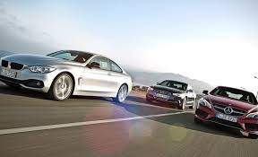 mercedes bmw or audi bmw vs audi vs mercedes the age competition