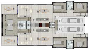 Floorplans Online Duplex Floor Plans