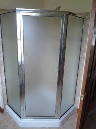 waukesha glass shower doors shower door installation glass