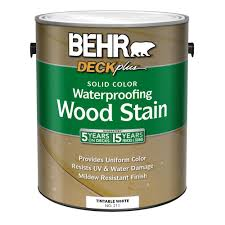 wood u0026 deck stain exterior stain u0026 waterproofing the home depot