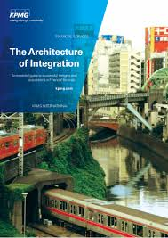 kpmg the architecture of integration 2011 11