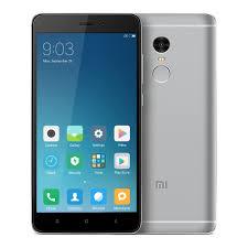 Xiaomi Redmi Note 4 Xiaomi Redmi Note 4 Pro Helio X20 3gb 64gb Smartphone Gray