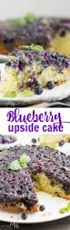 homemade blueberry upside down cake call me pmc