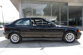 the bmw 318ti when bmw went compact autotrader