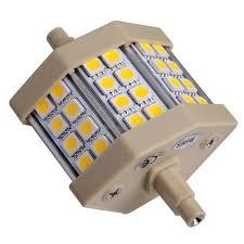 energy saving flood light bulb j78 led replacement energy saving security pir flood light bulb