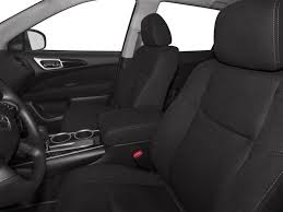 nissan pathfinder 2016 interior 2016 nissan pathfinder price trims options specs photos