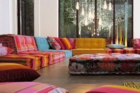 photos canapé indien maison du monde