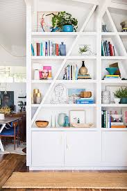 Bookshelves And Storage by Shelf Styling At Home With Emily Henderson On Domino Com