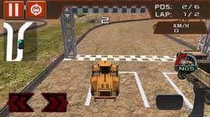 construction dump truck racing youtube