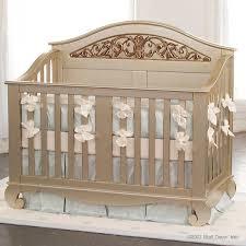 Venetian Crib Bratt Decor Chelsea Lifetime Crib In Antique Silver By Bratt Decor