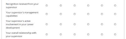 template highlight employee satisfaction survey questionpro blog