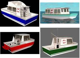 Small Wooden Boat Plans Free Online by Aluminum Houseboat Plans And Kits Model Boat Plans For Sale