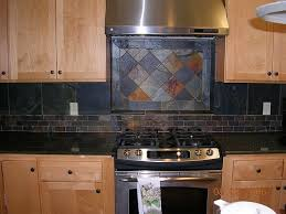 slate backsplash kitchen best 25 slate backsplash ideas on backsplash