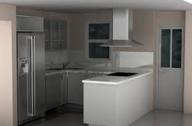 kitchen beautiful cool u shaped kitchen design pictures