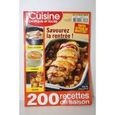 cuisine pratique et facile magazine cuisine pratique et facile trimestriel septembre octobre