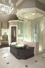 i love this bathroom the idea of having the shower next to the