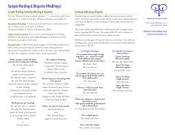Wedding Invitation Card Cover Wording Wedding Invitation Wording Etiquette Vertabox Com