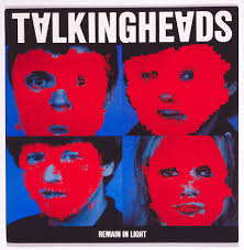 talking photo album album cover talking heads remain in light 1980 objects