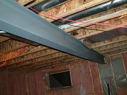 removing support post under beam micro lam avs forum home