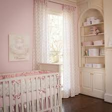 Pink Chevron Curtains Baby Room With Chevron Curtains And Neutral Wall Colors The