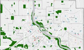Minneapolis Zip Code Map by Environmental Justice Mapping Tool Ceed