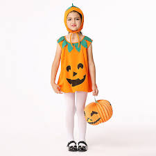 Girls Pumpkin Halloween Costume Cheap Princess Pumpkin Costume Aliexpress