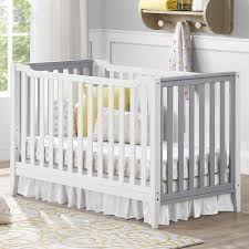 Storkcraft Princess 4 In 1 Fixed Side Convertible Crib White by Sorelle Presley 4 In 1 Fixed Side Lifetime Convertible Crib And