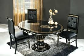 modern italian dining room table modern italian dining tables