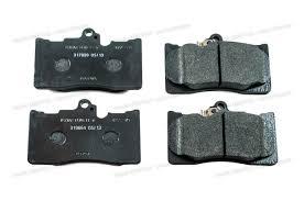 lexus gs is genuine lexus gs is pad kit axle set front 0446530500 ebay
