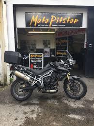 2011 triumph tiger 800 moto pitstop
