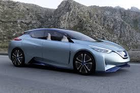 nissan leaf australia new model 2018 nissan leaf teased
