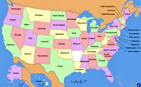 California Map With Cities Map Of Us Cities North Best Image Of Diagram Us Map With Big