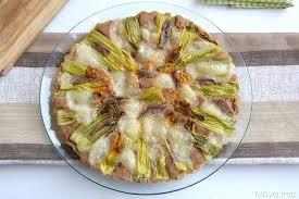 ricette con fiori di zucchina al forno tortino con fiori di zucca ricetta tortino con fiori di zucca di