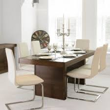 Walnut Dining Table And Chairs Foter - Walnut dining room chairs