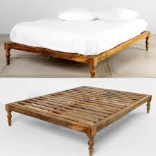 Bohemian Bed Frame Boho Bed Frame The Partizans