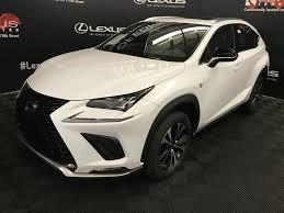 new 2018 lexus nx 300 4 door sport utility in edmonton ab l14100