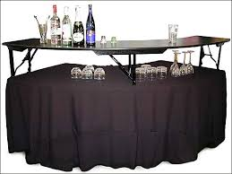 renting table linens brenham party rentals serpentine bars