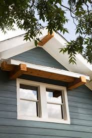 Wood Awning Design Exterior Window Awning Streamrr Com