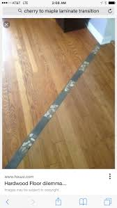 Laminate Flooring T Molding 39 Best Floor Transitions Images On Pinterest Flooring Ideas