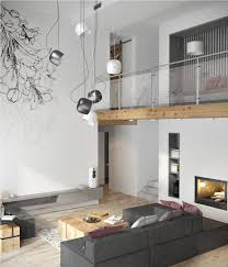 minimalist apartment decorating ideas with gray color shade and