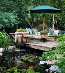 Backyard Oasis Ideas by 62 Best Ponds Just Take A Seat Images On Pinterest Gardens