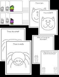 halloween activities for pre k u0026 kindergarten english spanish tpt