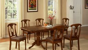 Kitchen Furniture Ottawa Table Beautiful Red Oak Table Featuring Tapered Table Legs