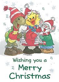 amazon com suzy u0027s zoo christmas cards
