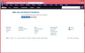 upload hoedown photos joe and ginny