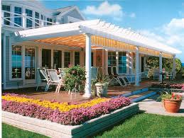 Pergola Covering Ideas by Retractable Pergola Shade Idea U2014 All Home Design Ideas