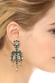 dannijo earrings dannijo hilaria earrings from toronto by la boutique