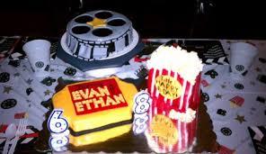 Movie Themed Cake Decorations Movie Birthday Cupcakes Cakecentral Com